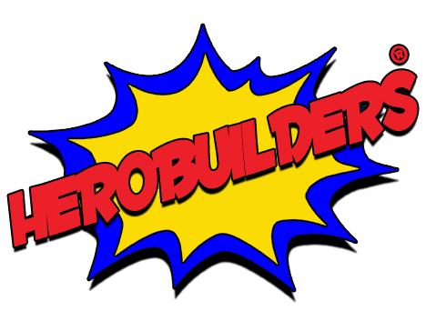 HeroBuilders logo with Registered Trademark